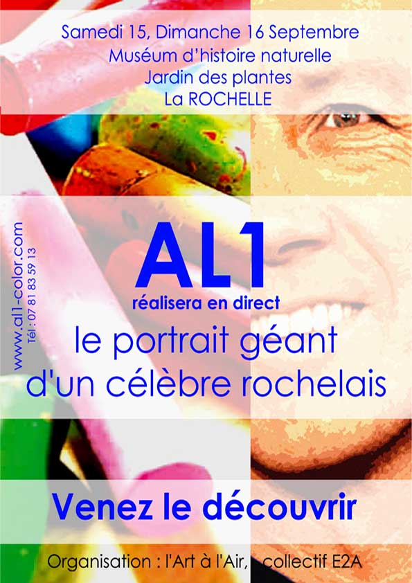 AL1 Affiche A4 La Rochelle light