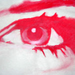 Eva Pastel oeil