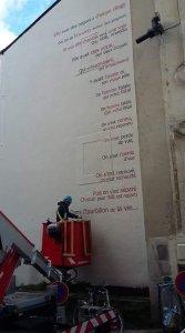 Image texte mur AL1 Nacelle